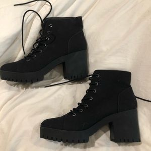 Forever 21 Shoes - 👠black boots